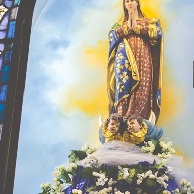 Oração à Virgem Santíssima