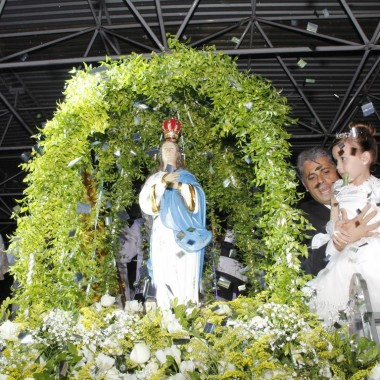 Missa Nsra. Imaculada Conceição 08/12/16