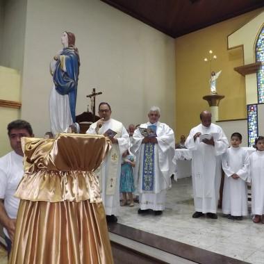 Novena de Nossa Senhora Imaculada Conceição 8º Dia