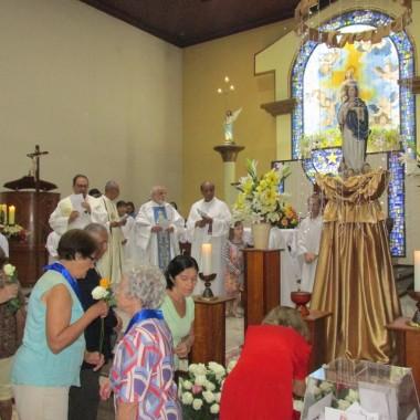Novena de Nossa Senhora Imaculada Conceição 9º Dia