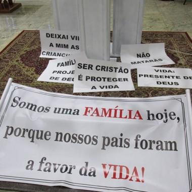 Missa da Sagrada Família 30/12/2016
