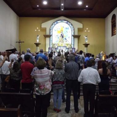 Segundo Dia Missa da Família