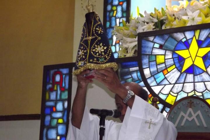 Quinto Dia da Novena em Louvor a Nossa Senhora Aparecida