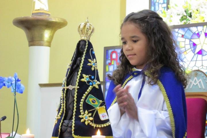 Missa de Nossa Senhora com as Crianças 9h30 – 1ª comunhão