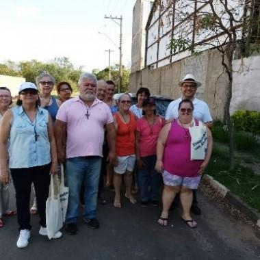 Visita dos Evangelizadores