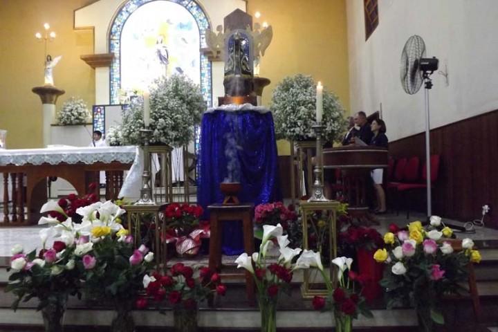 Sexto Dia da Novena em Louvor a Nossa Senhora Aparecida