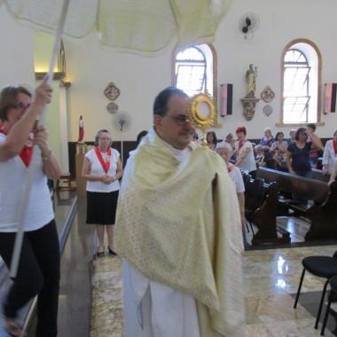 Missa Nossa Senhora da Luz 02/02/2017