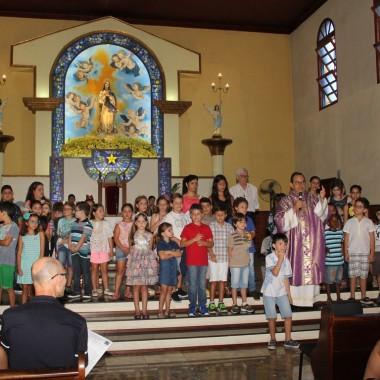 Missa de Início da Catequese