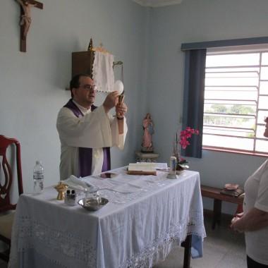 Missa na Santa Casa 13/03/2018