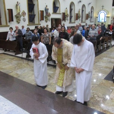Segundo Dia do Tríduo em Preparação para a Festa de Corpus Christi