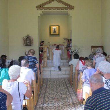 Missa de Desagravo na Capela Nossa Senhora Aparecida 12/11/18