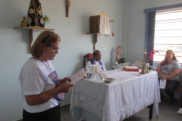 Missa na Santa na Santa Casa 11/12/2018