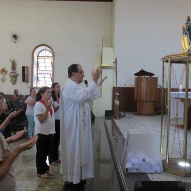Missa em Louvor a Imaculada 08/02/2019