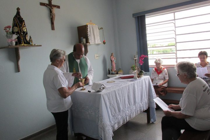 Missa na Santa Casa 12/02/2019