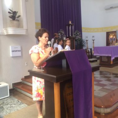Missa das 10h Paroquia Santo Antônio – 24 Horas com o Senhor