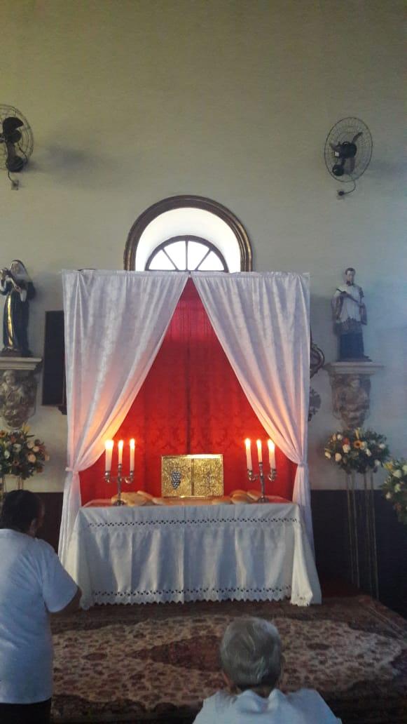 1º Dia da Novena da Divina Misericórdia