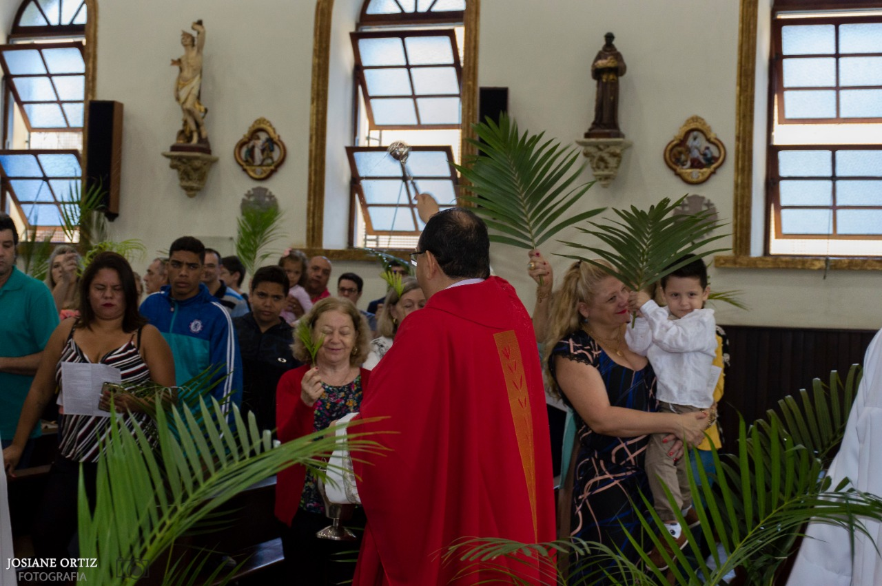 Missa de Ramos das 9:30