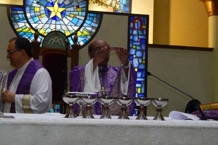 Missa de Aniversário Natalício Pe. Sebastião