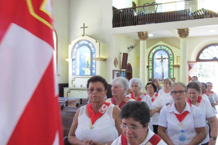 Dia 03 de Maio 1ª Sexta do Mês Missa com Apostolado da Oração