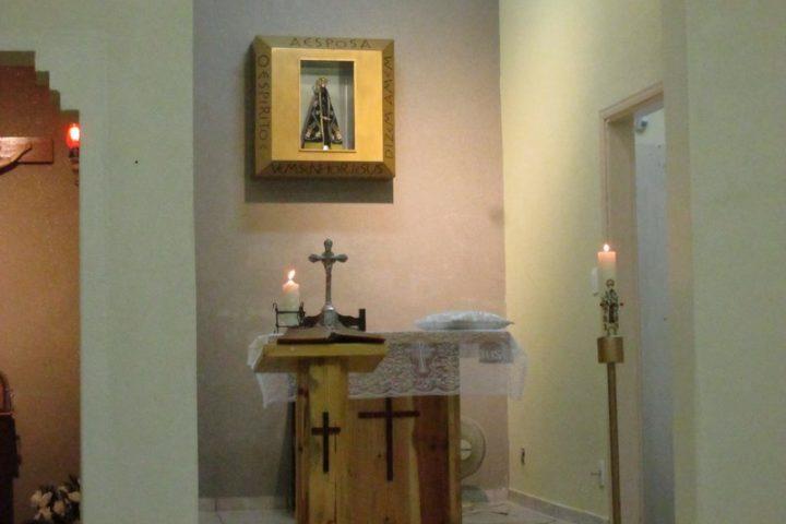 Missa e Entrega do Sino da Capelinha 15/05/2019