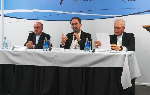 Atual presidência da CNBB faz destaques da gestão no último quadriênio e se despede do trabalho à frente da entidade