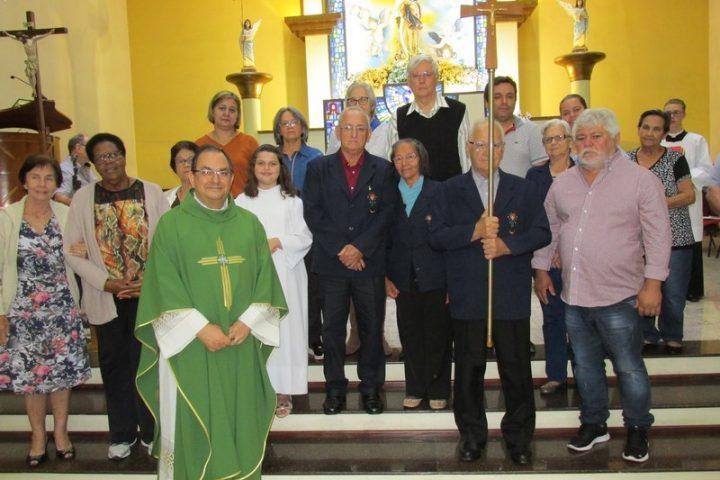Missa de Envio dos Evangelizadores 19h 23/06/2019