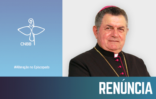 Papa Francisco aceita renúncia de dom Bruno Pedron