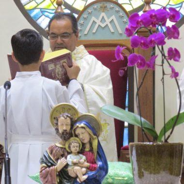 5 Dia da Missa Família 15/08/2019 Pe. Mansueto