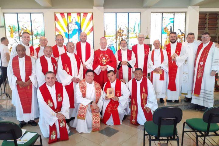Retiro do Clero da Diocese de São João da Boa Vista 26 a 29 de Agosto  em São Pedro
