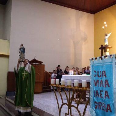 Natividade de Nossa Senhora Celebrada em 08/09/2019 as 19h na Matriz