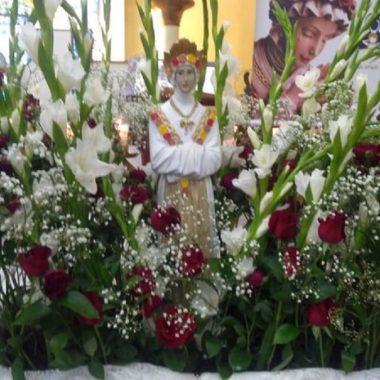 Missa em Louvor a Nossa Senhora da Salete e Mães que Oram na matriz 19/09/2019 às 19h