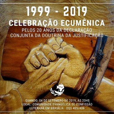 Declaração conjunta entre Igrejas Católica e Luterana sobre a Doutrina da Justificação completará 20 anos