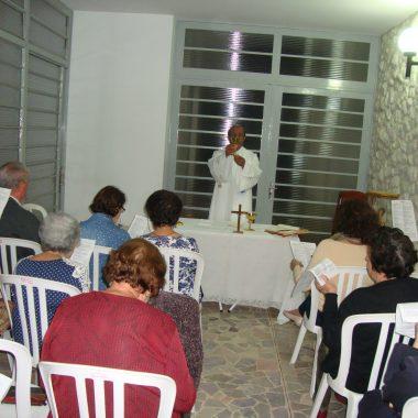 Missa e Visita da Imagem na Comunidade Espirito Santo 03/09/2019