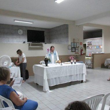 Missa e Visita da Imagem da Imaculada na Comunidade João Paulo I