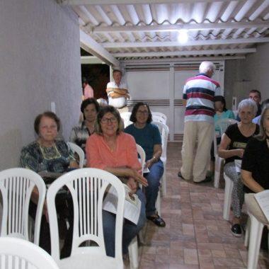 Missa e Visita da Imagem na Comunidade São João XXIII 24/09/2019