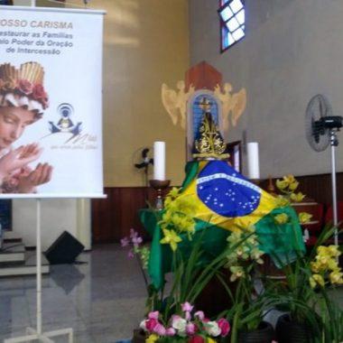 Aniversário das Mães que Oram e Visita de D. Villar 05/10/2019