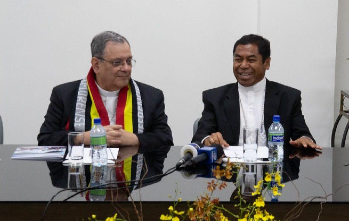 Secretário-geral enaltece caráter de ajuda mútua entre CNBB e Igreja no Timor Leste