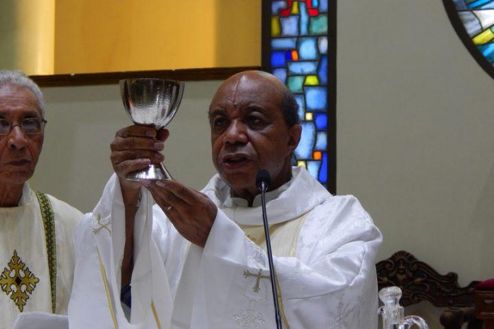 Missa de Aniversário do Pe. Sebastião 20/01/2020