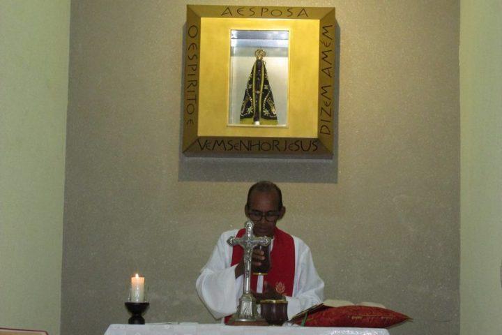 Missa de São Braz na Capela Nossa Senhora Aparecida 03/02/20 16h