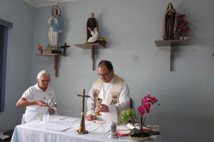 Missa na Santa Casa 11/02/2020
