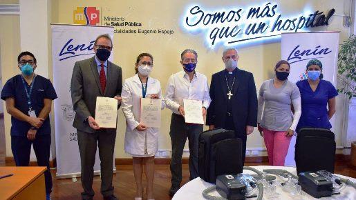 Equador: a alegria pelo presente do Papa