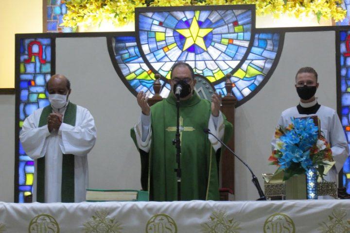 Missa de Abertura da Semana da Família-09/08/20