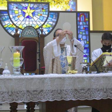 Missa da Natividade de Nossa Senhora 08/09/2020 19h30