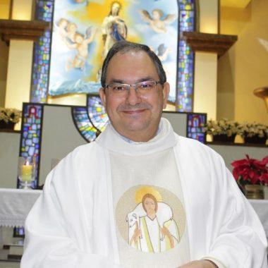 Missa de Aniversário de Ordenação do Pe. João Paulo 33 anos