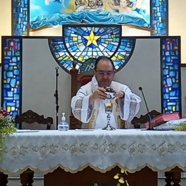 Missa e Novena de Nossa Senhora do Perpétuo Socorro