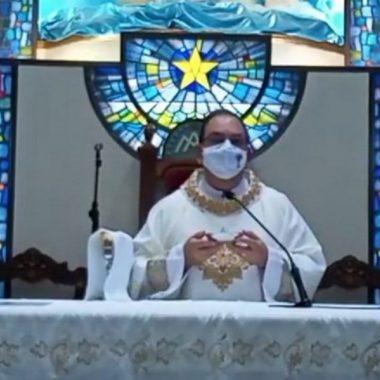 Missa Quinta Feira Oitava da Páscoa as 7h