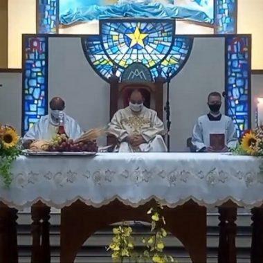 Missa da Vigília de Páscoa 03/04/2021 as 18h