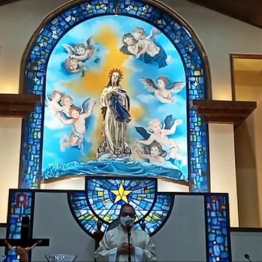 Missa em Louvor a Nossa Senhora da Imaculada Conceição