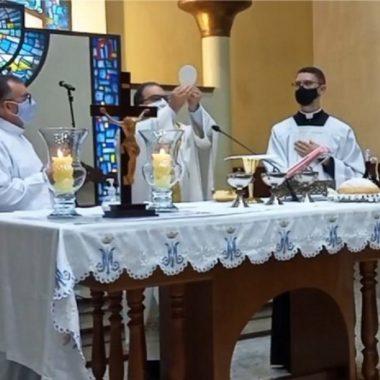 Missa VI Domingo de Páscoa e Dia das Mães – 19h