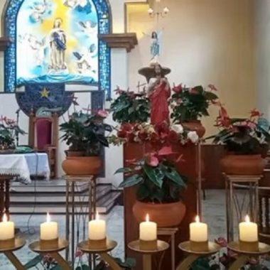 Primeiro dia do Tríduo Preparatório à Festa do Sagrado Coração de Jesus